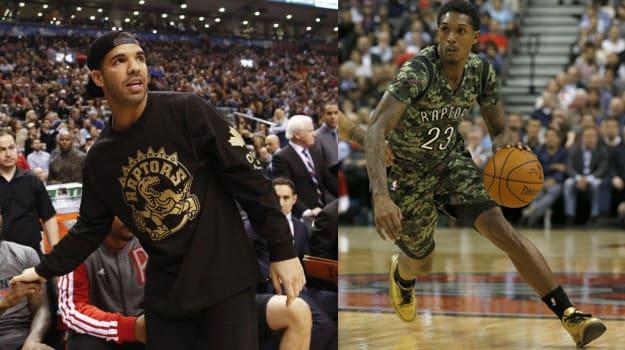 Drake Hooked Up Some Toronto Raptors With  ldquo OVO rdquo  Jordan ... 64da41436