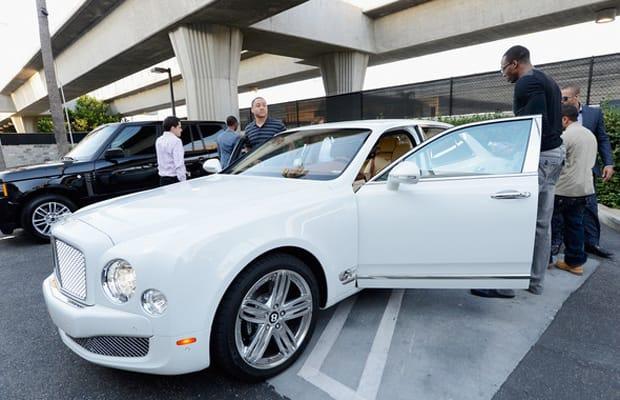 Notable Cars Bentley Mulsanne Porsche Panamera Dartz Kombat T98