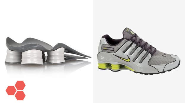 5aa67d6c96d1 KNOW YOUR TECH  Nike Shox