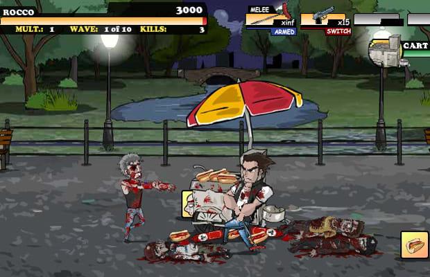zombie free to play