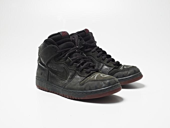 online retailer 5b606 46c1d Nike SB Dunk High