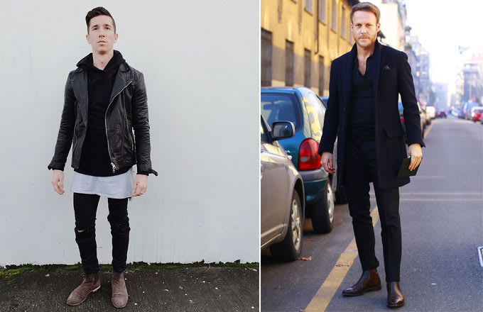 learn the different styles of boots out there how to wear chelsea