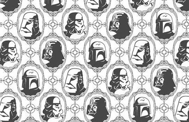 If you're Star Wars head looking to hook up an existing room with portraits of Darth Vader and other members of the Imperial Forces, you should definitely ...