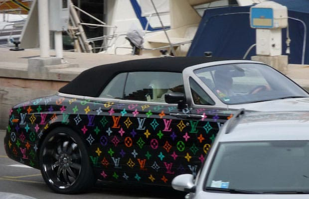 Louis Vuitton  20 Paint  Wrap Schemes That Should Never Be Used