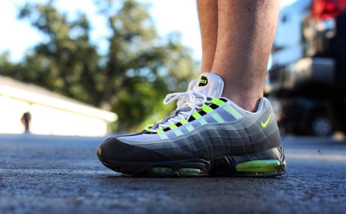 Nike Air Max 95 What Your Favorite Nike Air Max Sneaker