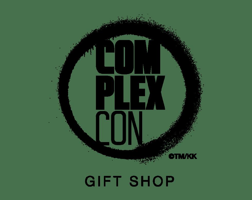 ComplexCon Gift Shop