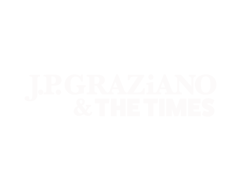 JP Grazianos x The Times