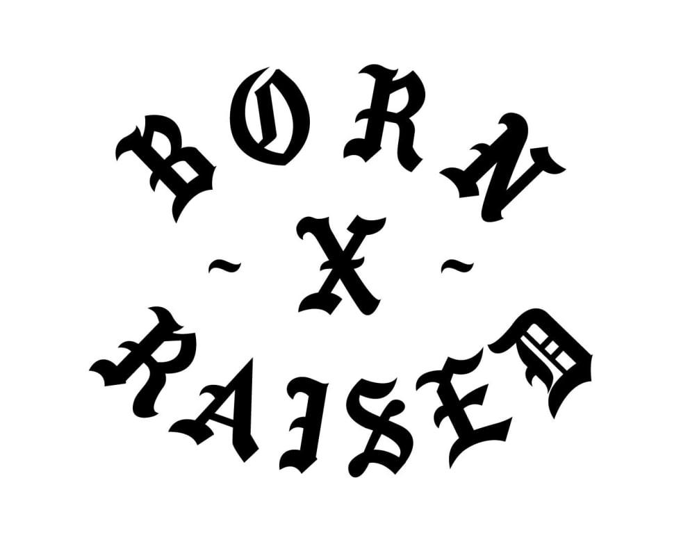 Born X Raised