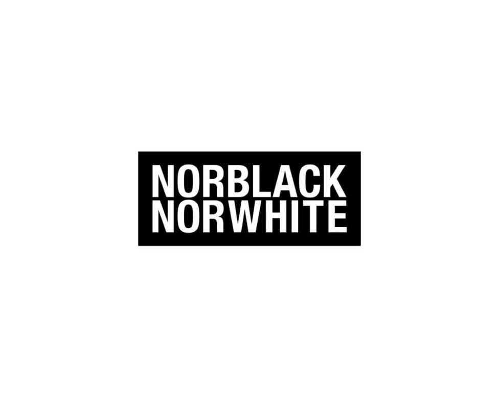 Nor Black Nor White