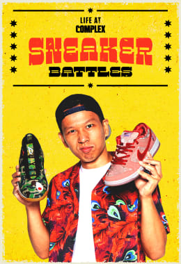 Sneaker Battles