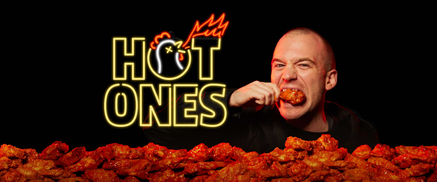 Hot Ones Watch Full Show Episodes Videos More Complex Brought out the donuts.and then whipped out the citrus. hot ones watch full show episodes