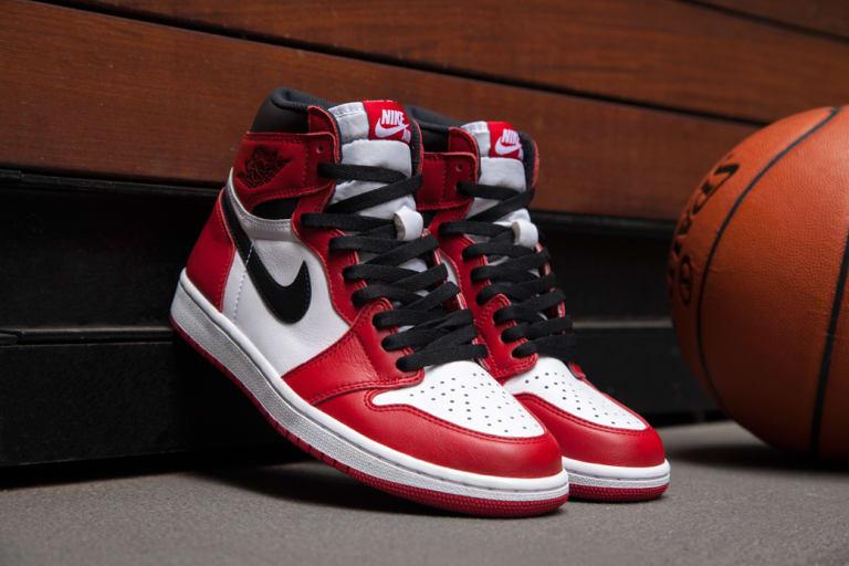 "Remastered ""Chicago"" Jordan 1"