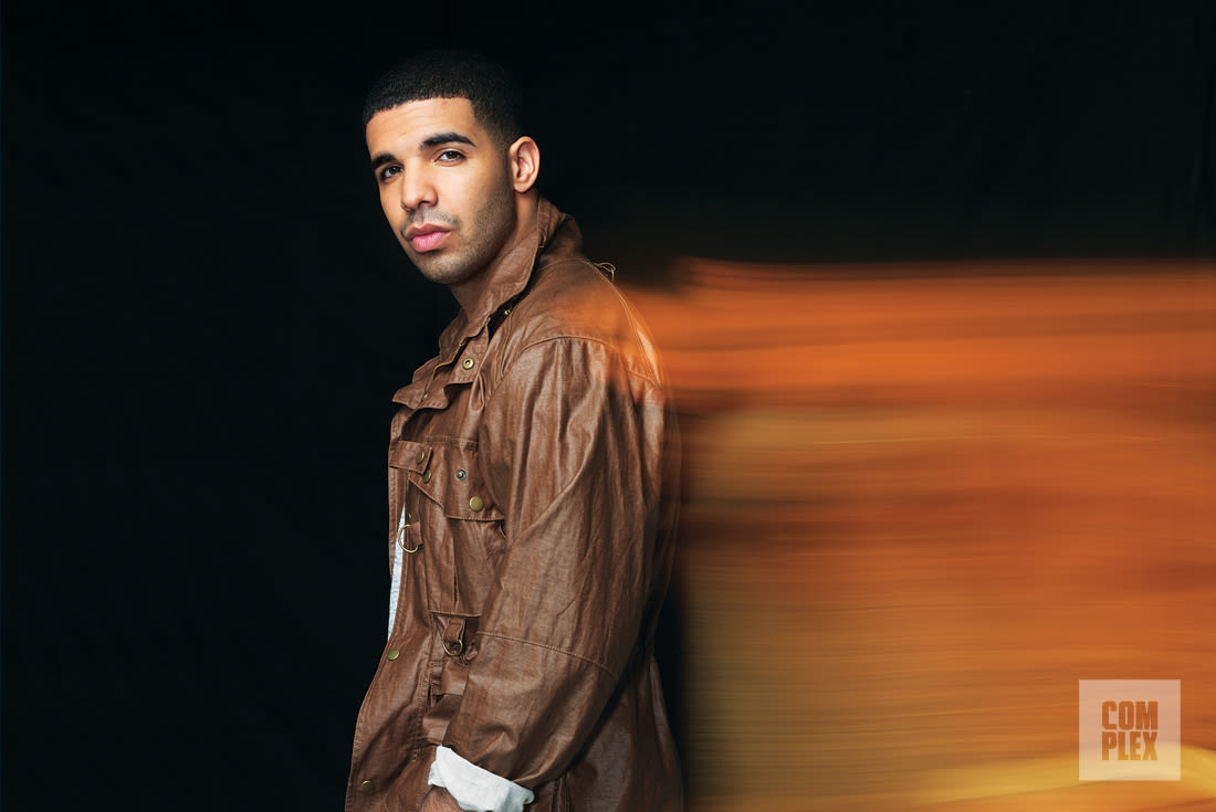 Drake: I Remain Calm (2010 Cover Story) news