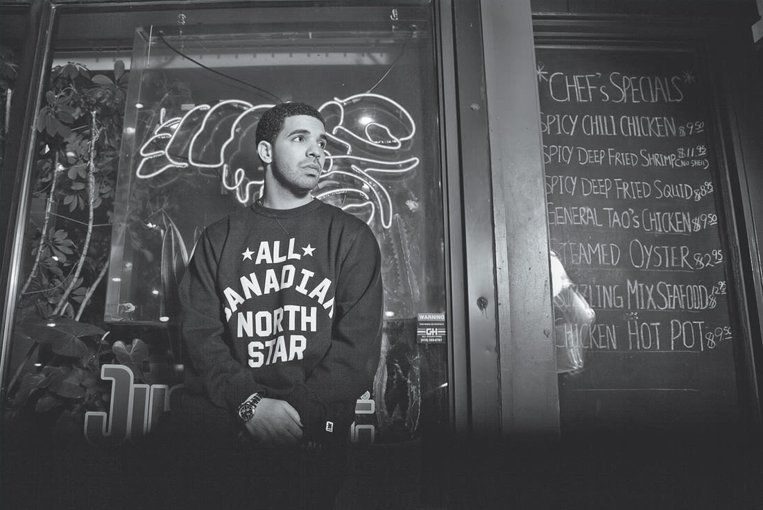 Drake: The Long Way Home (2011/2012 Cover Story) news
