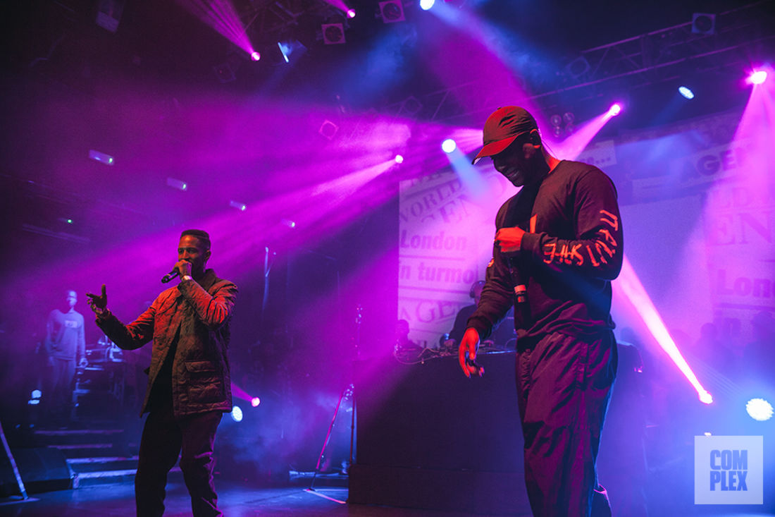 A Photo Review Of Grime Royal Skepta's Show At KOKO news