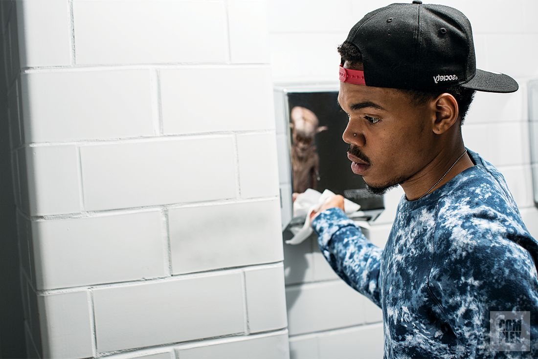 Chance the Rapper: Acid Test (2013 Cover Story) news