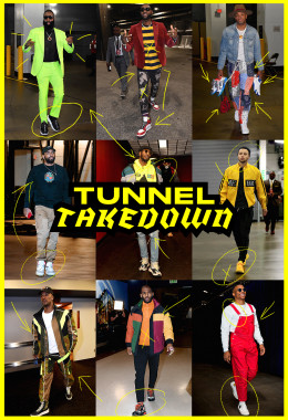 Tunnel Takedown