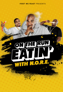 On the Run Eatin' with N.O.R.E.