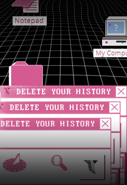 Delete Your History