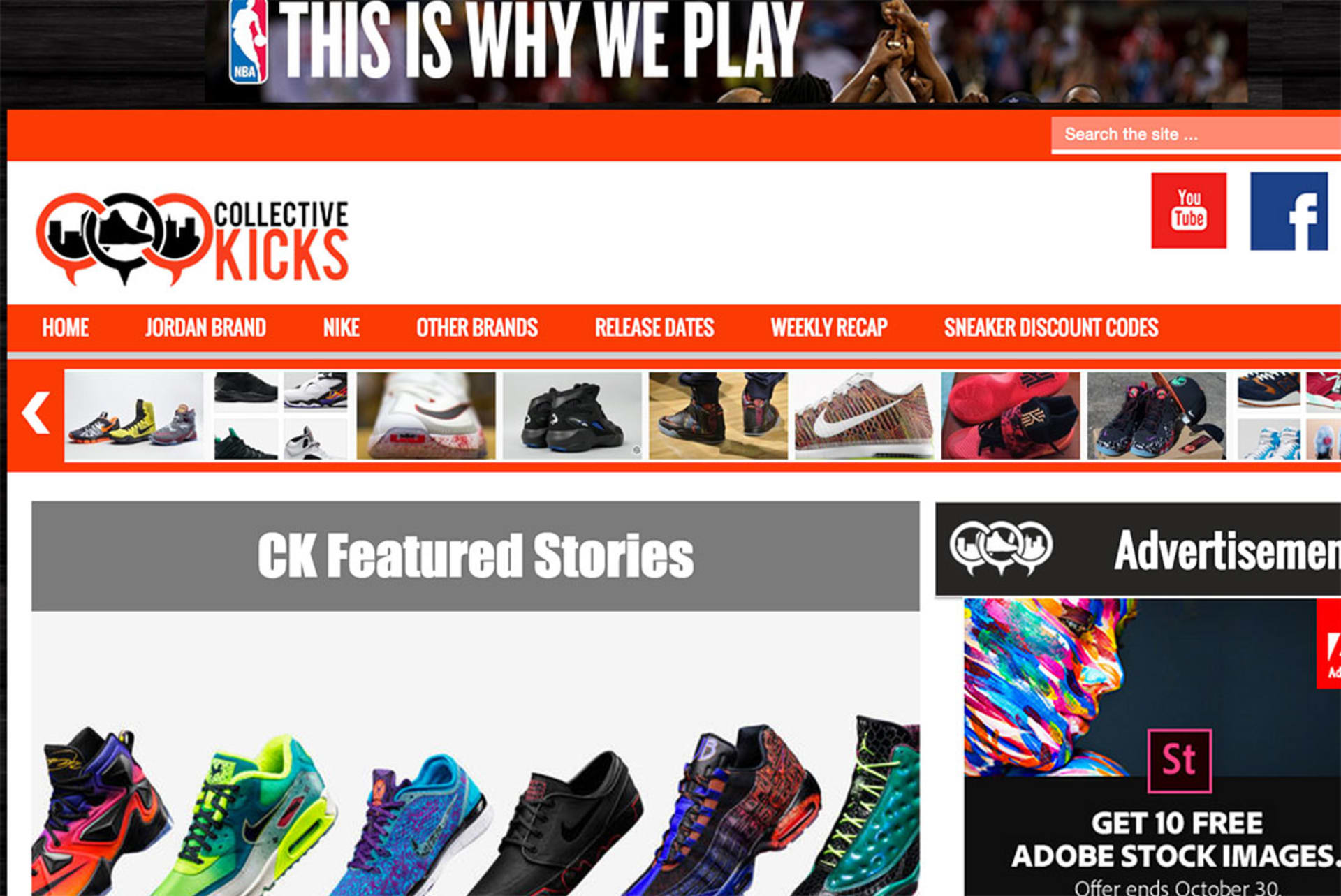 25 Best Sneaker Blogs Right Now | Complex