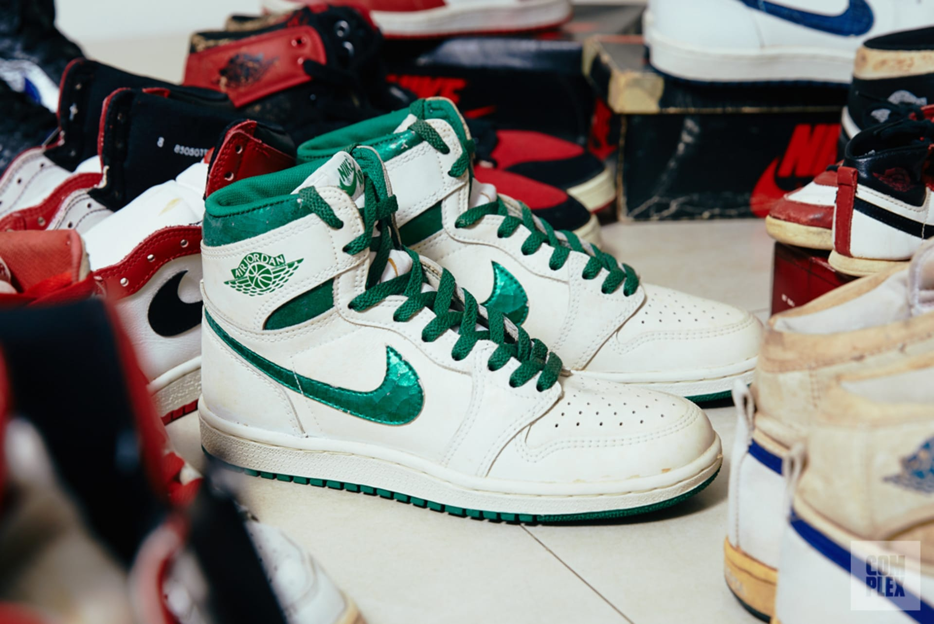 save off 080d0 8f33b Meet the 17-Year-Old With the Best O.G. Air Jordan 1 ...