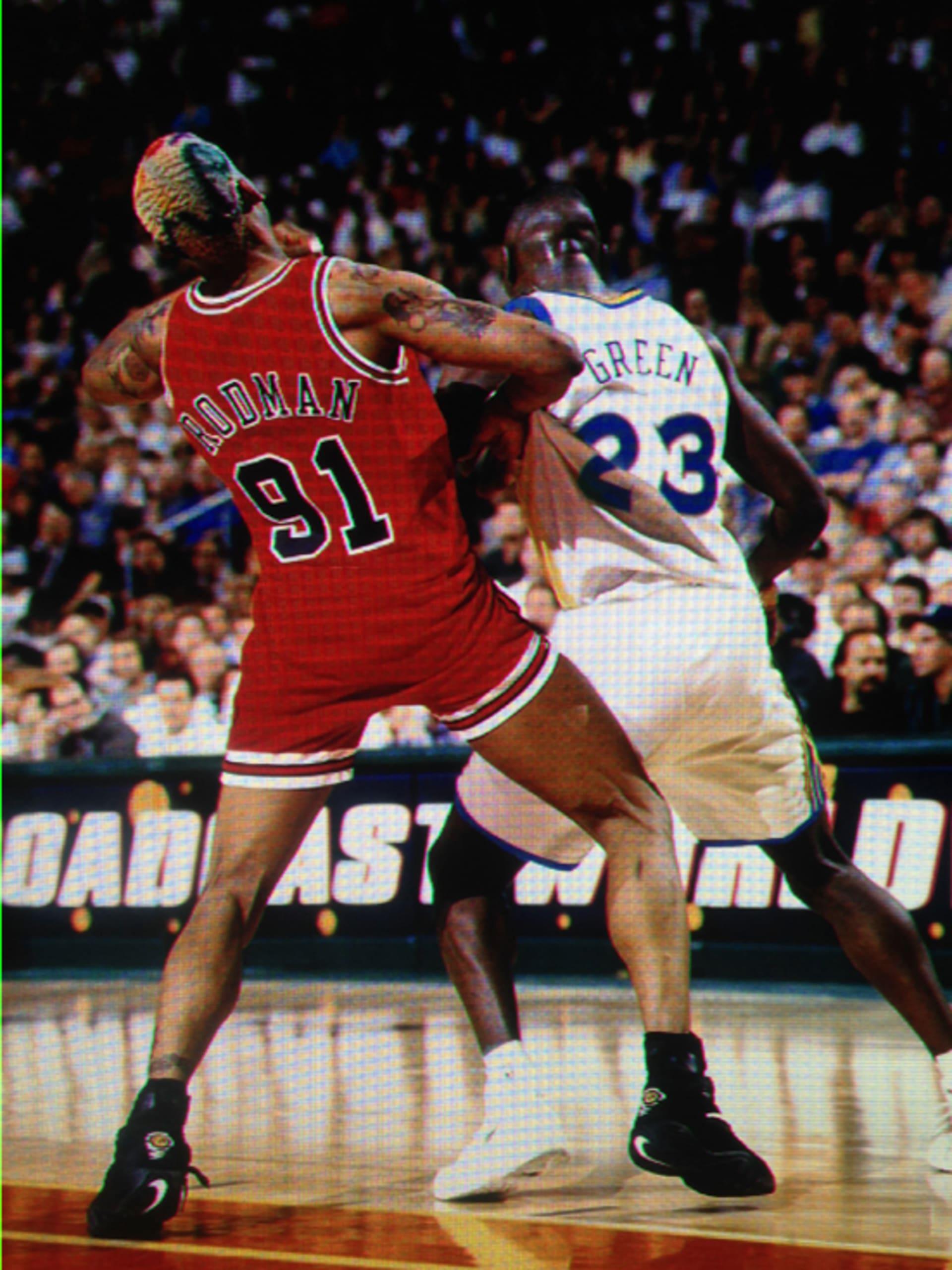 1996 Chicago Bulls vs  2016 Golden State Warriors   Complex