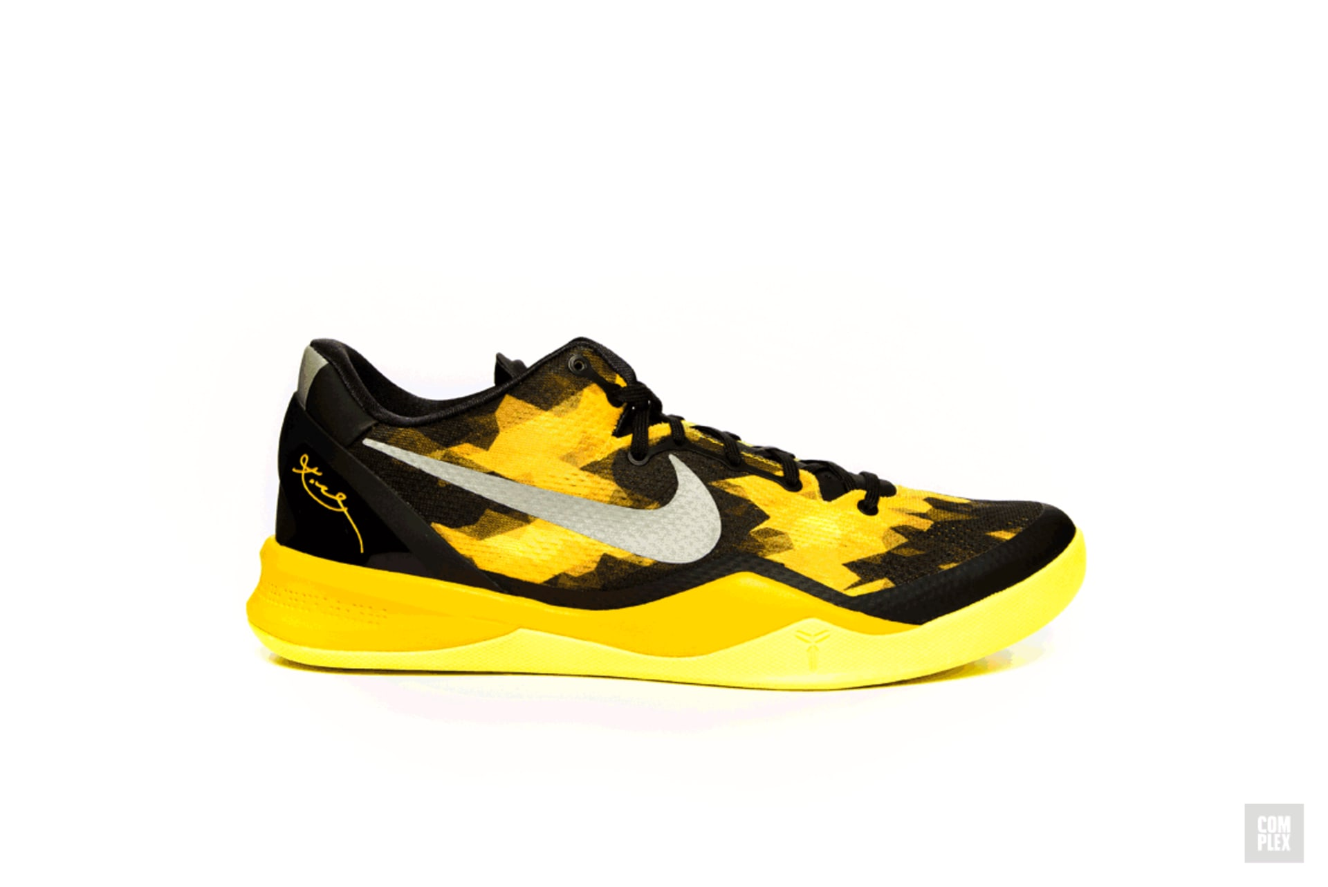 on sale f84c2 8065c Kobe Bryant Signature Sneaker Design Evolution   Complex