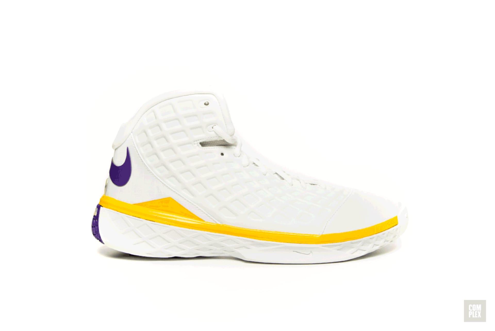 on sale 9cddf a4e4f Kobe Bryant Signature Sneaker Design Evolution   Complex