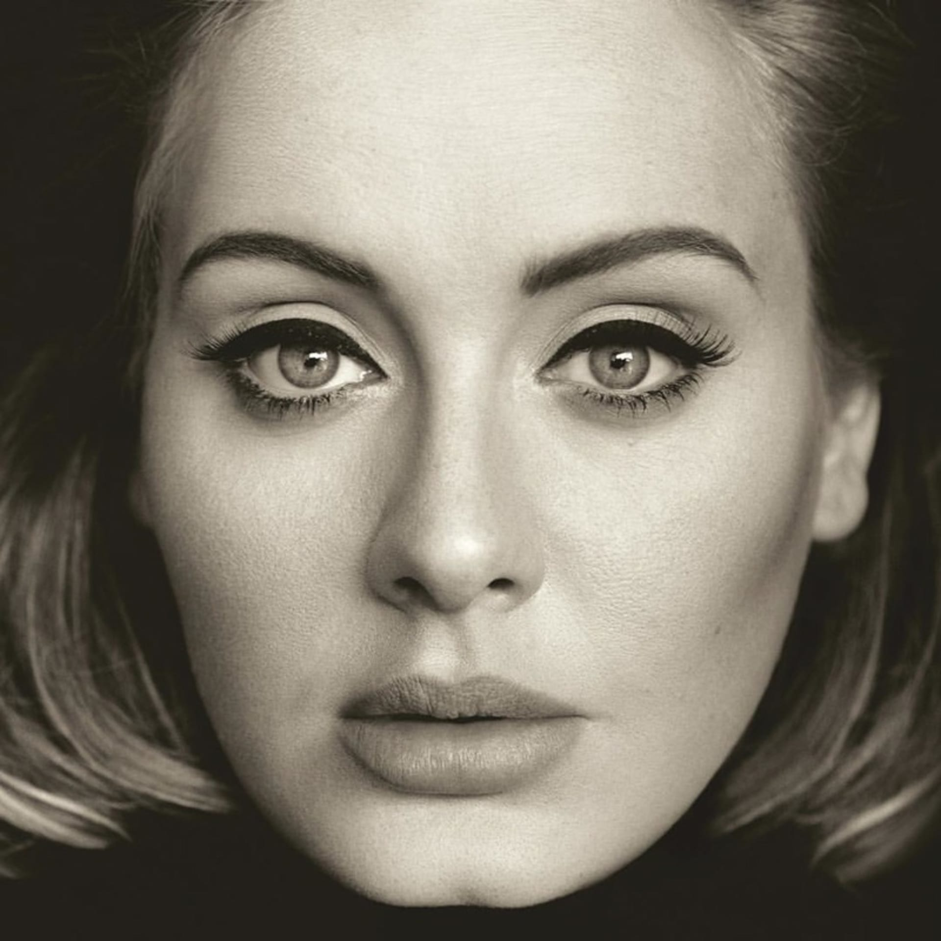 Adele - 25 capa