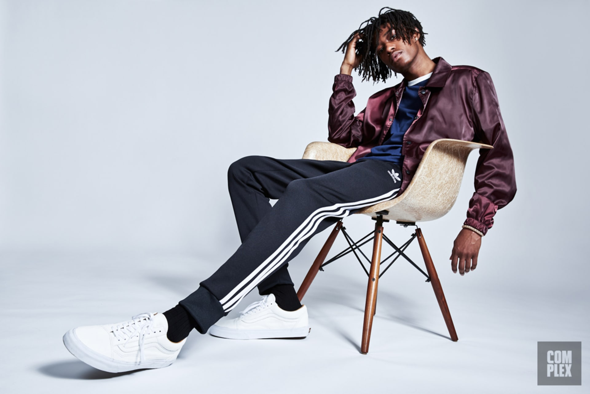 "62b2ec17 While adidas didn't disclose specific sales figures for their track pants,  Handy noted that the company has seen a ""big upswing"" in the last two years  in ..."