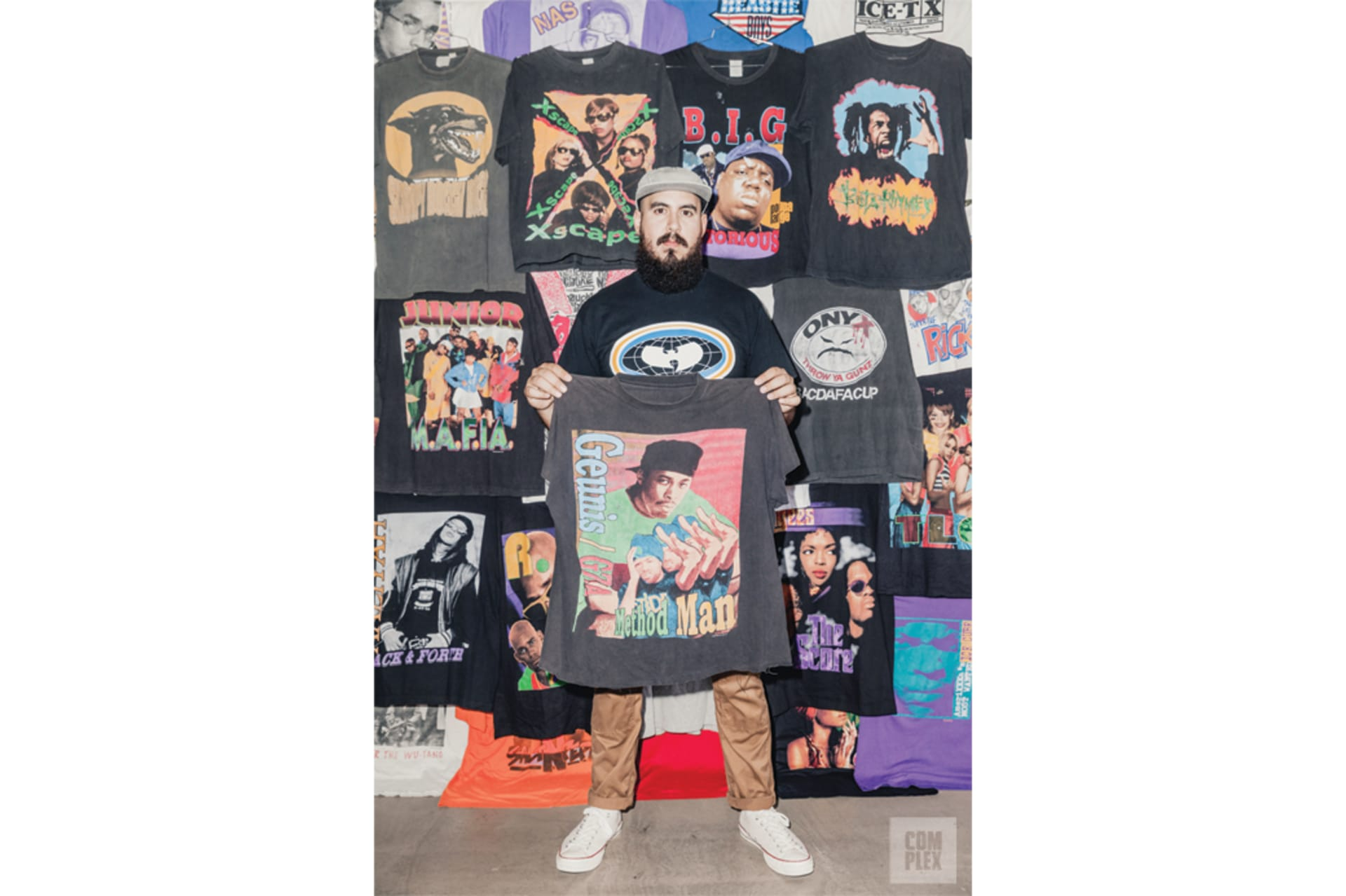 7671fb0575b32 Classic Vintage Rap Tees and the Stories Behind Them | Complex
