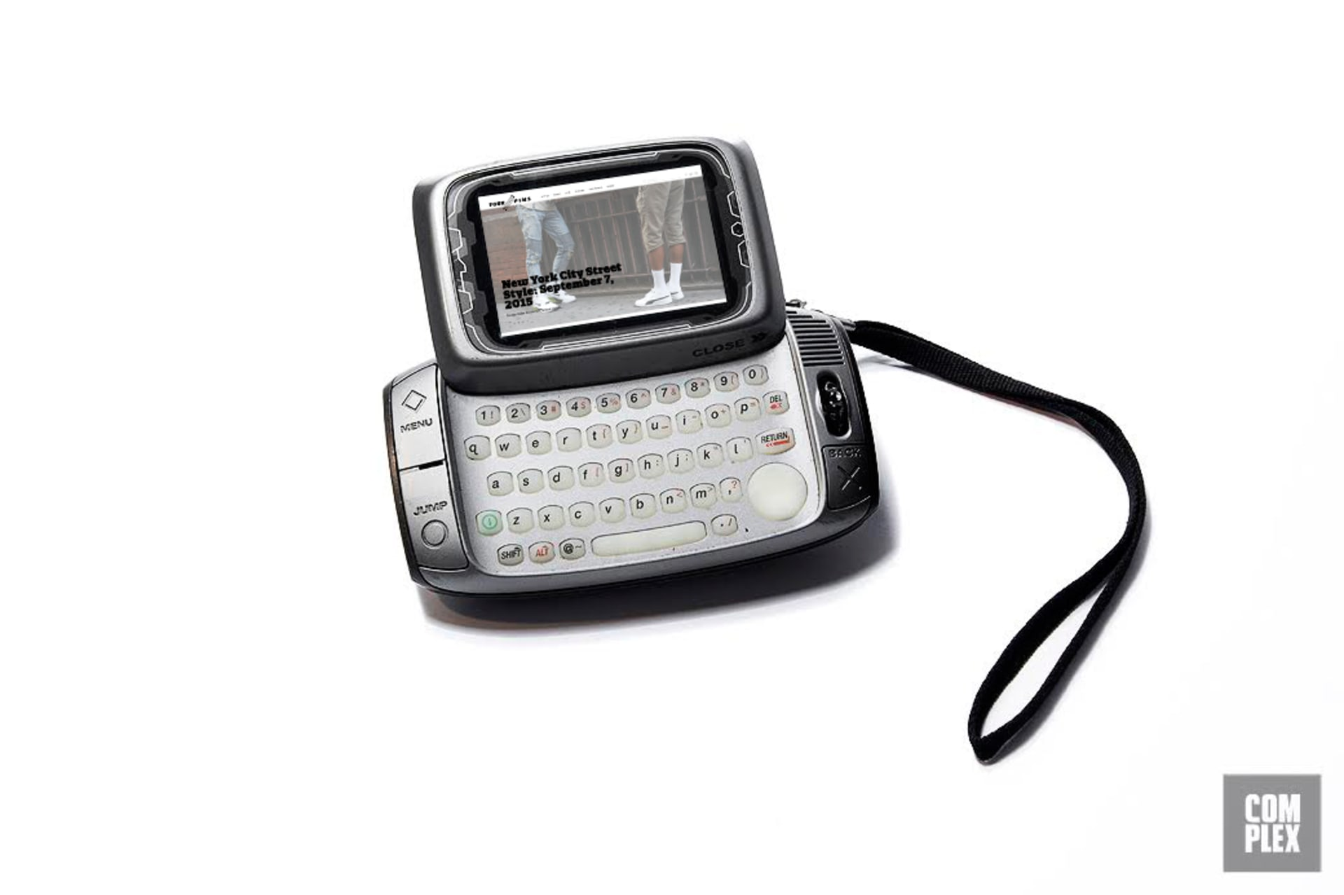 A History of T-Mobile's Sidekick | Complex