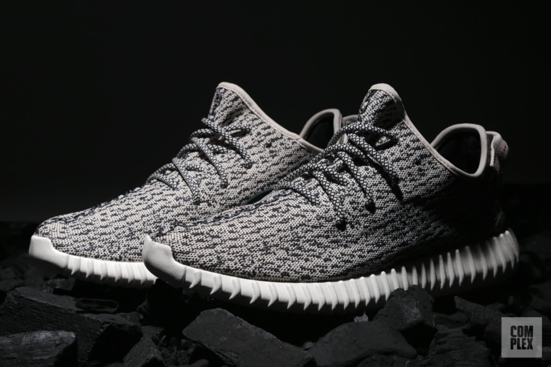 5aeae511 Up Close With the Yeezy Boost 350, the Kanye West Sneaker We've Been  Waiting For