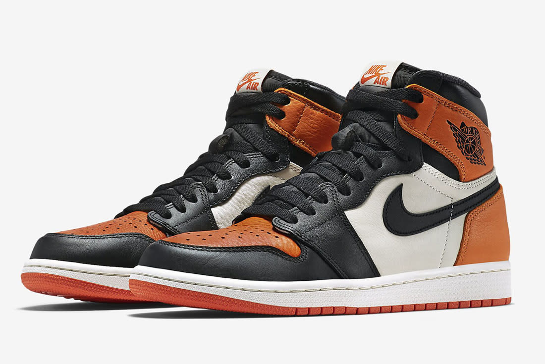 New Air Jordan 1 I Mens shoes High Cut Warm For Winter Black Red