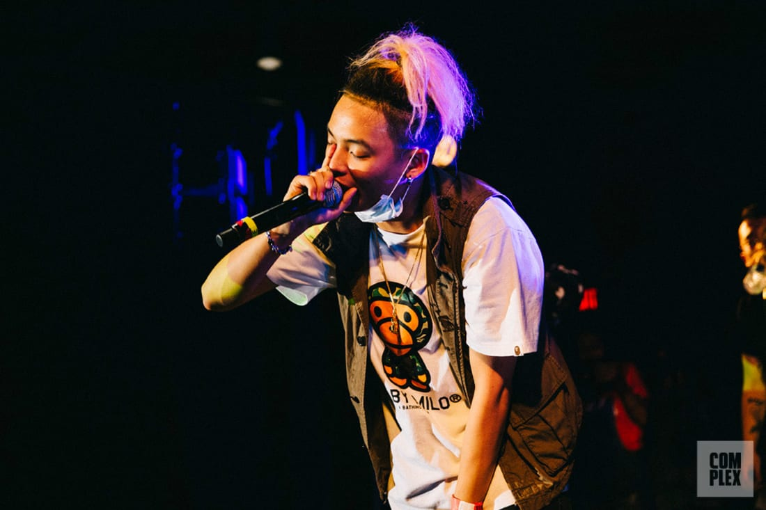 Keith Ape Is Ready To Be The World S Next Trap Star Complex