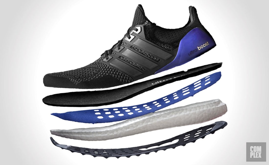adidas technology