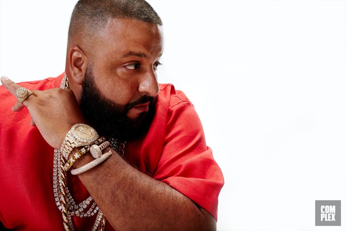 DJ Khaled Interview
