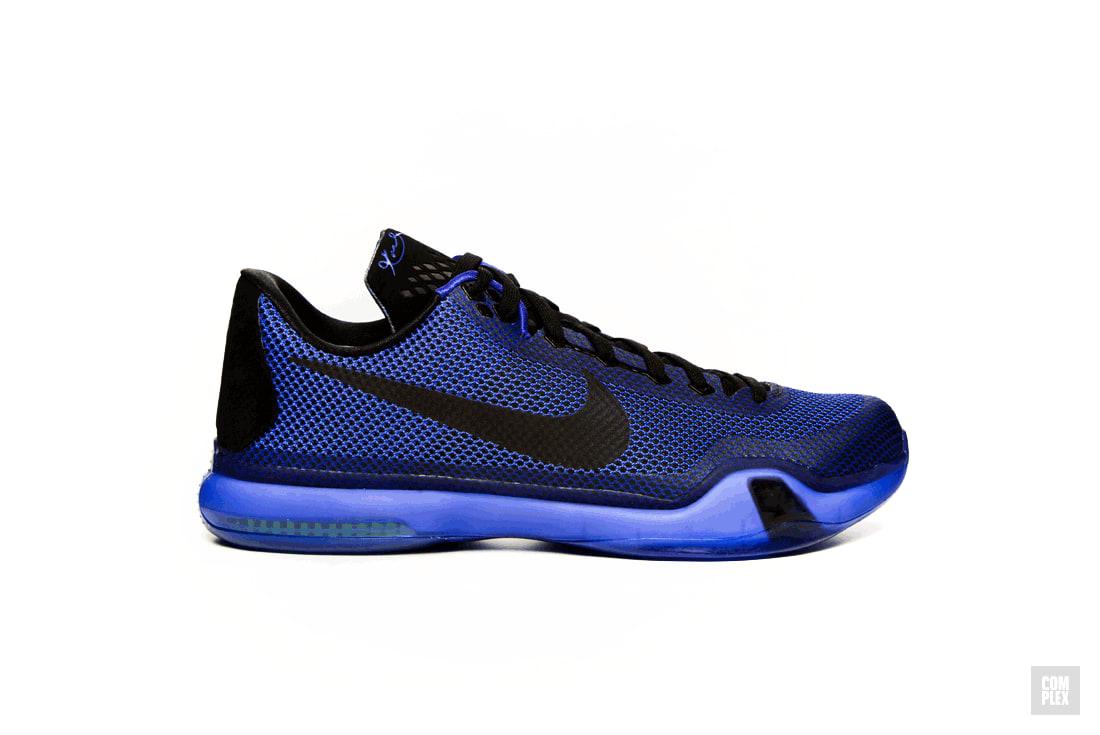 kobe bryant nike 10 cross shoes