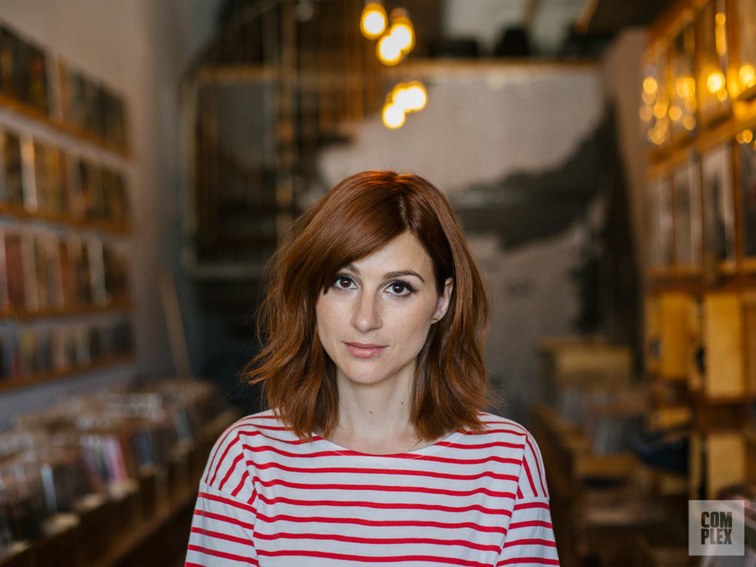 Meet Aya Cash the Star of You re the Worst