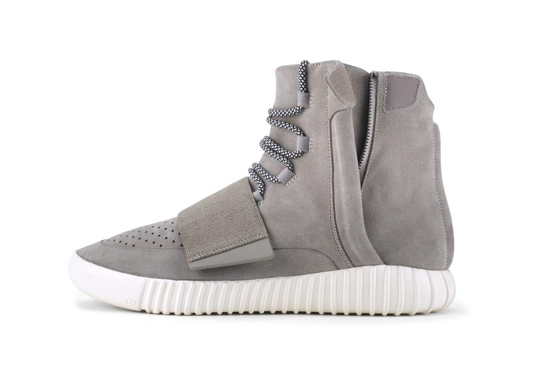 8. adidas Yeezy 750 Boost