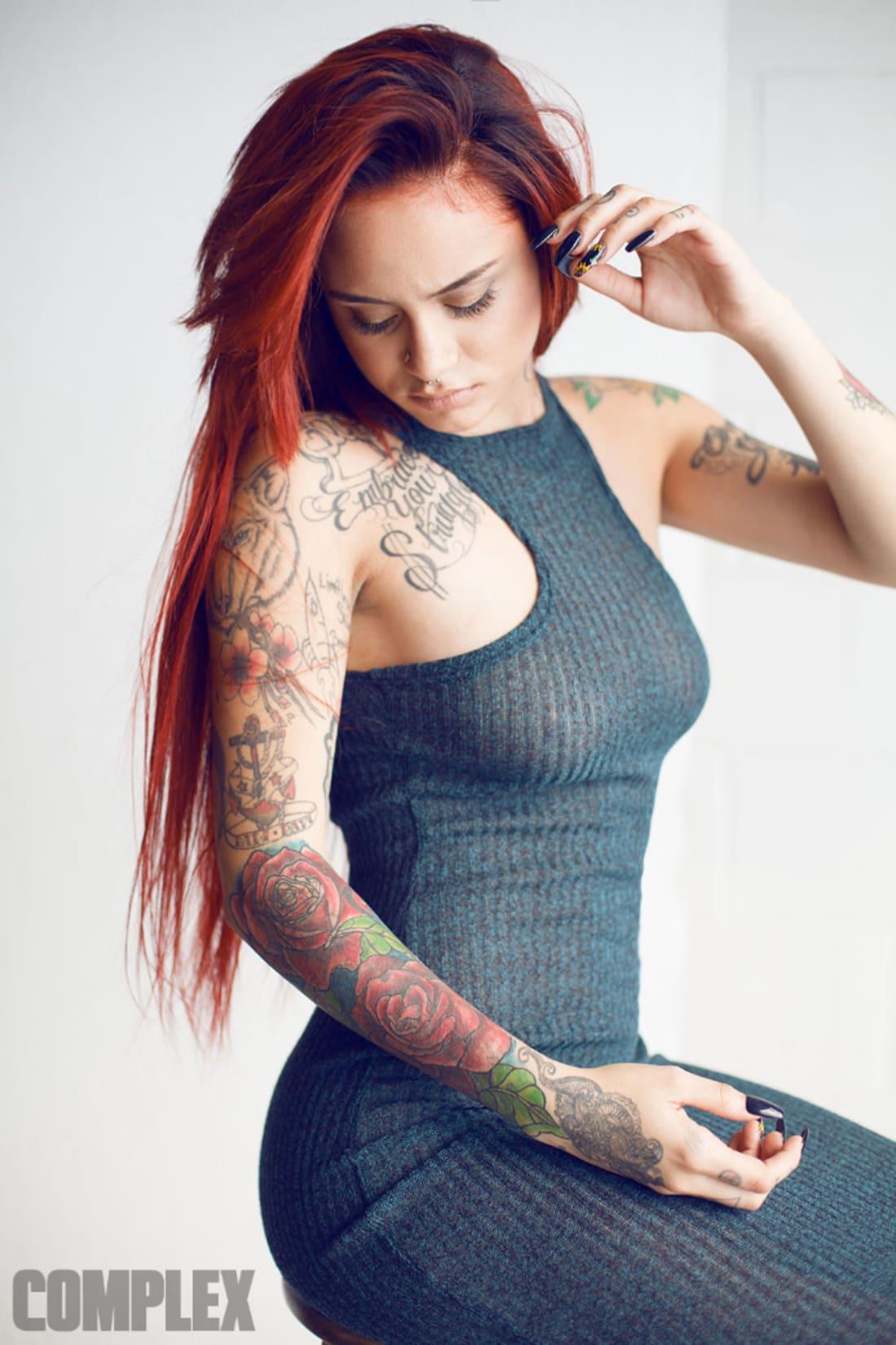 Kehlani lesbian and Kehlani Tattoos