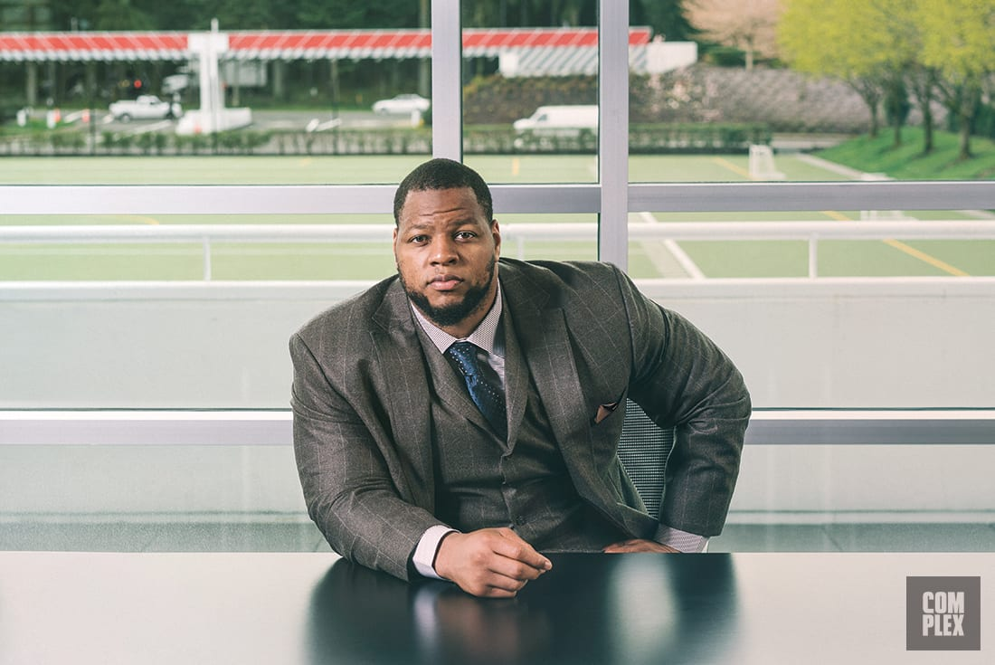 Ndamukong suhs interest in business caught the attention of warren ndamukong suh swears he isnt superstitious but hed prefer not to jinx things thats why hes being so coy voltagebd Images