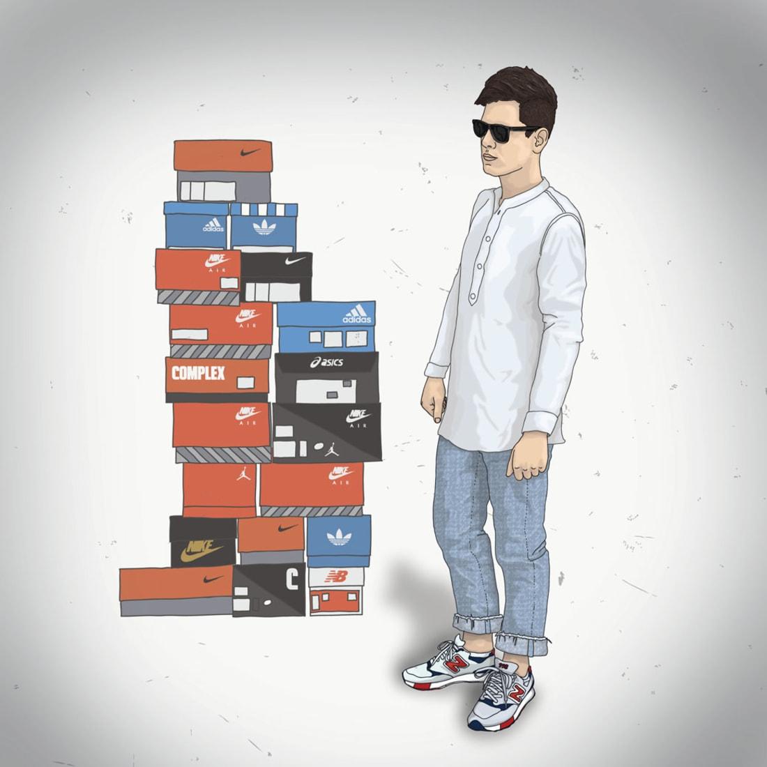 air jordan retro sneakerhead anime