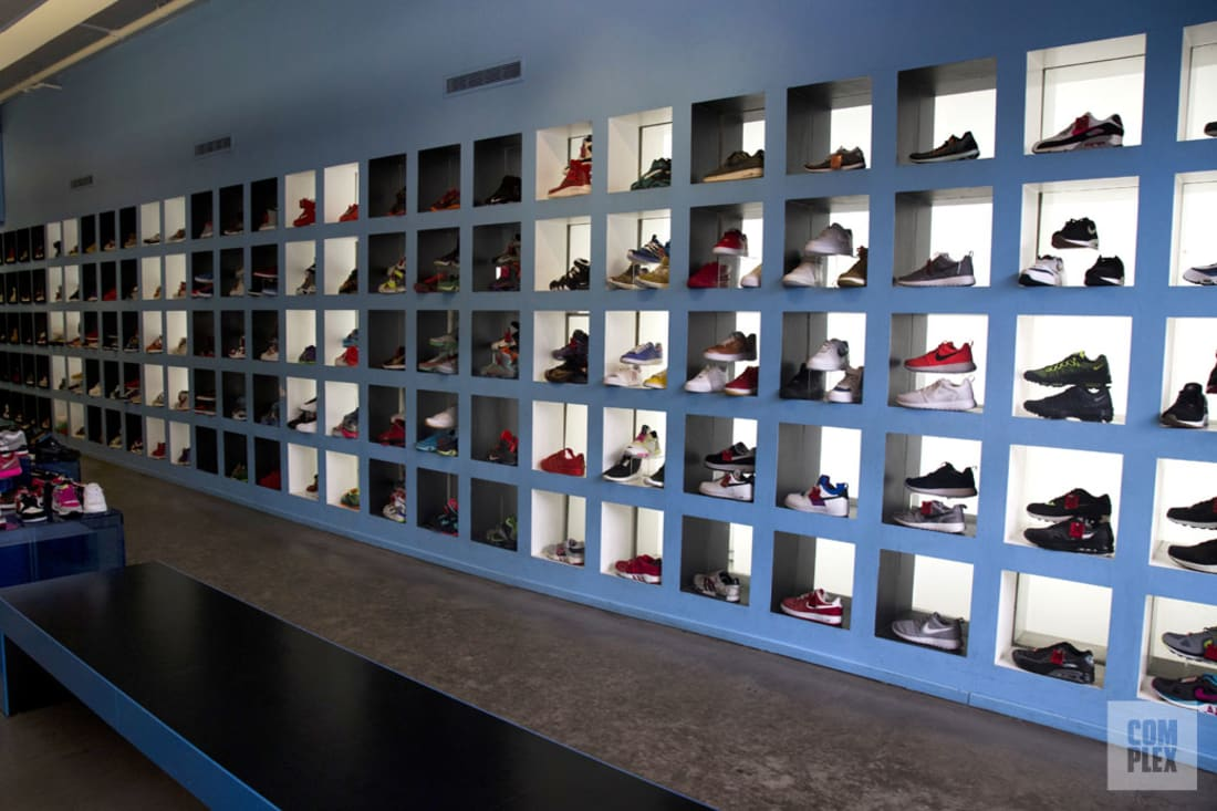 Air Jordan Shoe Stores In New York