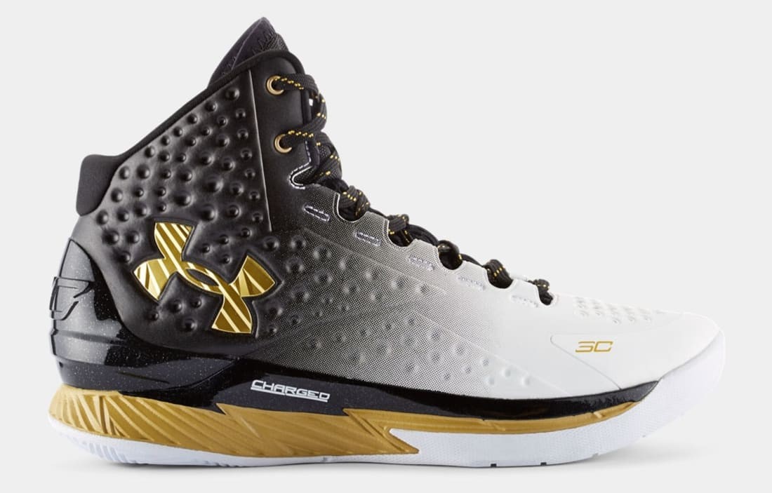 25 Under Armour Curry One Mvp