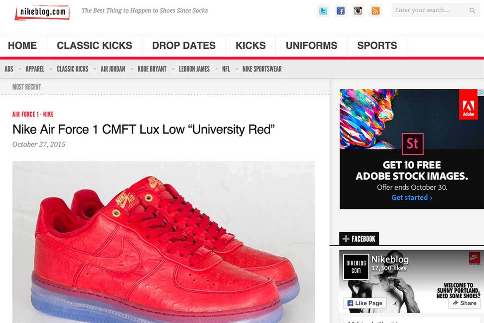 95018a7c3b14 25 Best Sneaker Blogs Right Now
