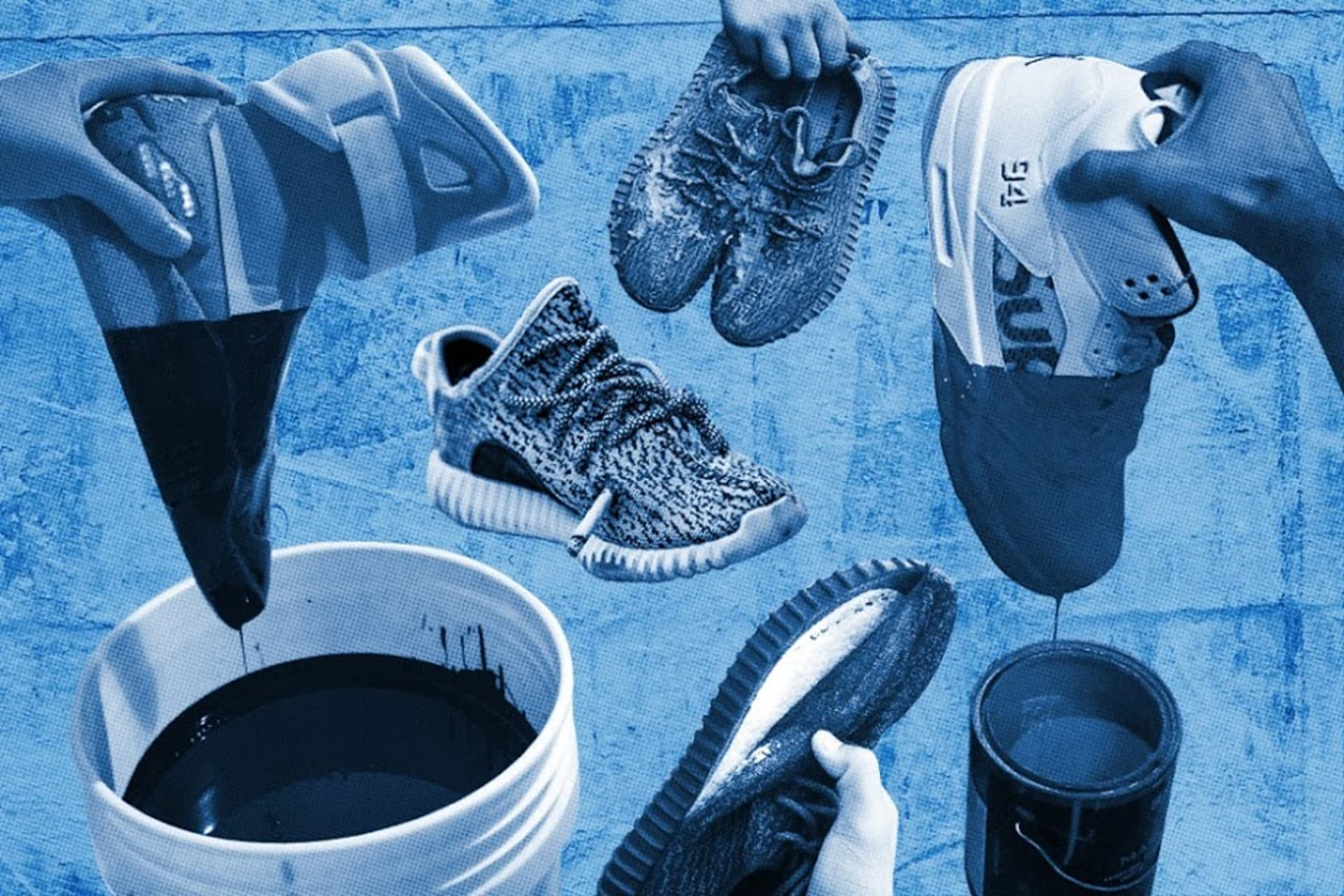 8c3f4b8e6a551 Every year our obsession with sneakers brings us closer and closer to the  edge. 2015 was no exception. There were ups and downs within
