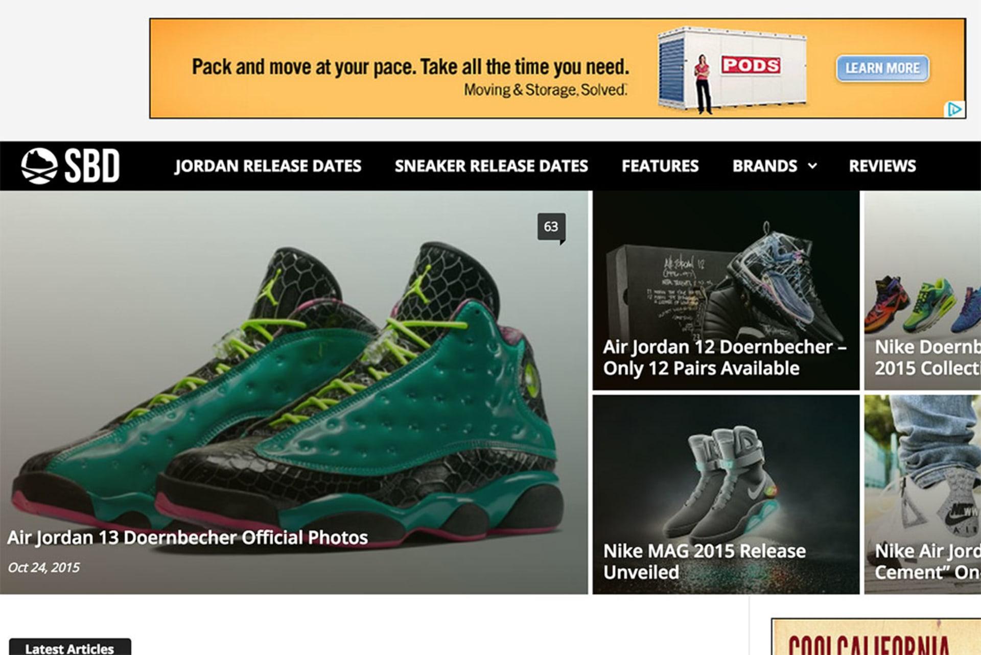new products b176a 17d50 Sneaker Bar Detroit