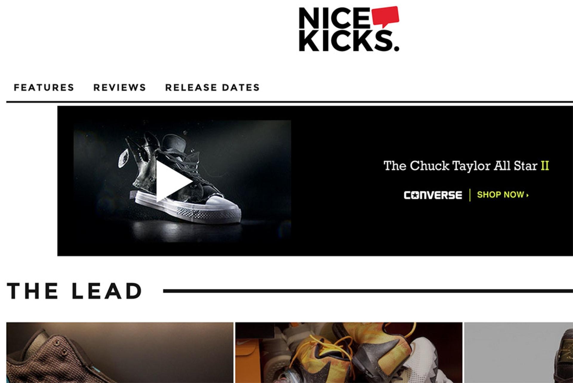 5c4f8d90fc77 25 Best Sneaker Blogs Right Now