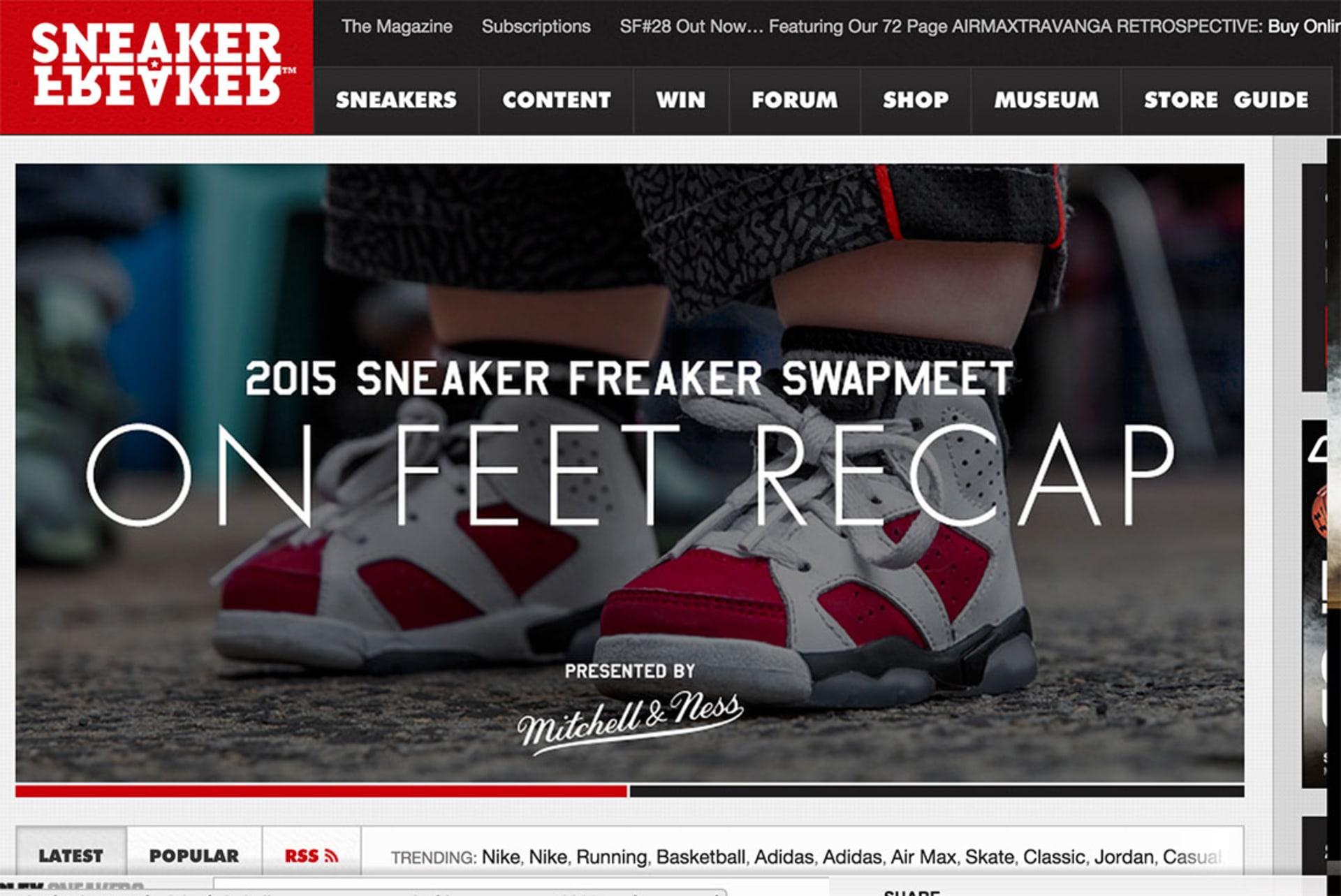 3d0ca0e6c 25 Best Sneaker Blogs Right Now